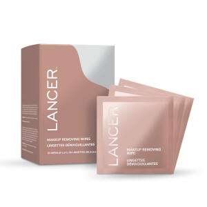 Lancer Skincare Makeup Removing Wipes
