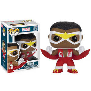 Marvel Classic Falcon Funko Pop! Figur