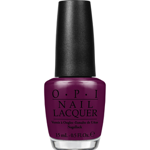 OPI Alice In Wonderland Nail Varnish Collection - What's the Hatter with You? 15ml
