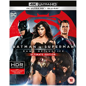 Batman v Superman: Dawn of Justice - 4K Ultra HD