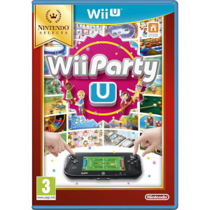 Nintendo Selects Wii Party U
