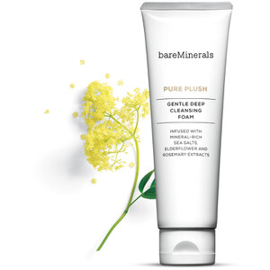bareMinerals Pure Plush Cleansing Foam