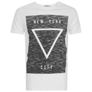 Threadbare Men's Bridgewater T-Shirt - White