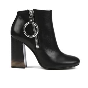 McQ Alexander McQueen Women's Harness Boot - Black