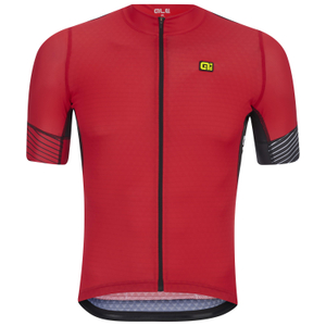 Alé Ultra Short Sleeve Jersey - Red