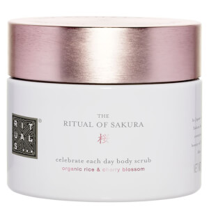 Rituals The Ritual of Sakura Body Scrub -vartalokuorinta (375g)