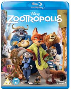 Zoomania Blu-ray