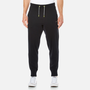 Converse Men's All Star Shield Reflective Detail Knit Pants - Black