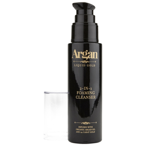 Argan Liquid Gold 2-in-1 Foaming Cleanser 30ml