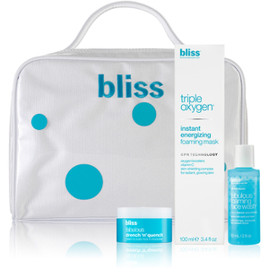 Bliss Be Fabulous og Get 'Glowing' Sett (Verdi £60.00)