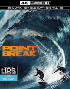 Point Break - 4K Ultra HD