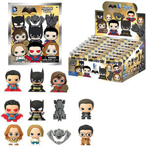 Batman v Superman: Dawn of Justice 3-D Figural Foam Key Chain
