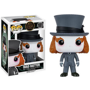 Alice Through the Looking Glass Mad Hatter Pop! Vinyl Figure