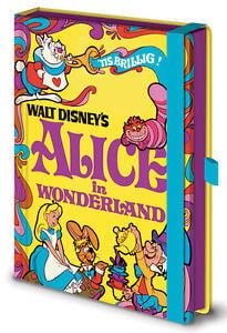Disney - Alice in Wonderland Notebook