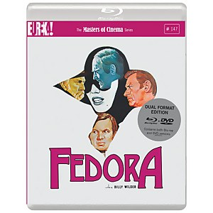 Fedora - Dual Format (Includes DVD)