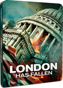 London Has Fallen - Steelbook Edition (UK EDITION)
