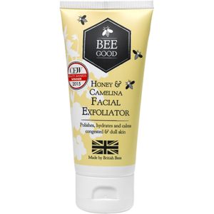 Exfoliante Facial de Miel y Camelina de Bee Good (50 ml)