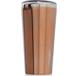 Corkcicle Canteen Triple Insulated Tumbler 16 oz - Brushed Copper