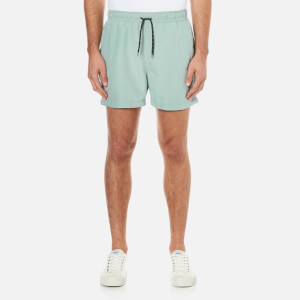 Selected Homme Men's Classic Swim Shorts - Slate Grey