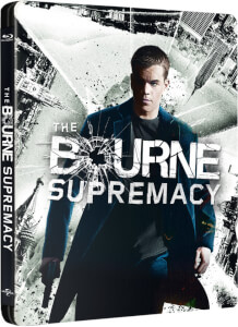 The Bourne Supremacy - Zavvi UK Exclusive Limited Edition Steelbook (Limited to 1500 Copies)