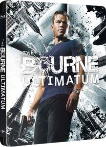 The Bourne Ultimatum - Zavvi UK Exklusive Limitierte Steelbook Edition (Limitiert auf nur 1500 Auflagen)