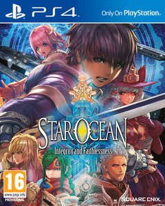 Star Ocean - Integrity and Faithlessness