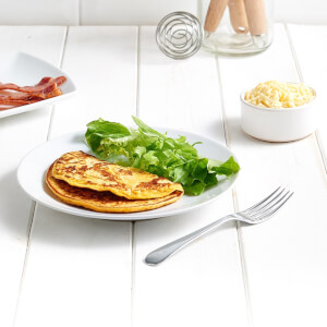 Meal Replacement Box of 50 Cheese & Bacon Breakfast Eggs