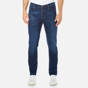 Vivienne Westwood Anglomania Men's New Classic Tapered Jeans - Blue Denim