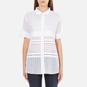 By Malene Birger Women's Elaido Shirt - Pure White