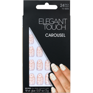 Elegant Touch Trend Nails - Karussell (Matt)