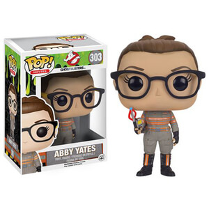 Ghostbusters 2016 Movie Abby Yates Pop! Vinyl Figure