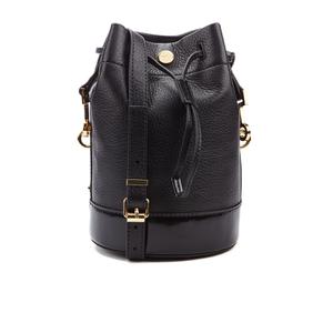 KENZO Women's Bike Mini Bucket Shoulder Bag - Black