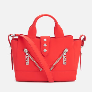 KENZO Women's Kalifornia Mini Tote Bag - Red