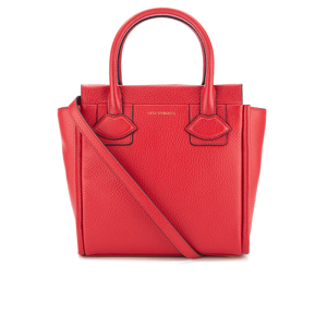 Lulu Guinness Women's Lyra Lip Tote Bag - Red