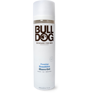 Foaming Sensitive Shave Gel de Bulldog 200ml