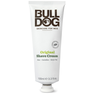 Creme de Barbear Original da Bulldog 100 ml