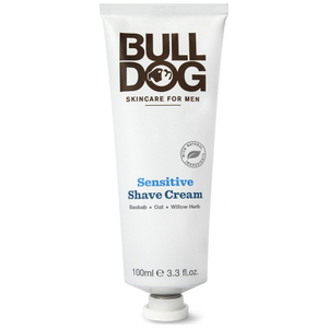 Sensitive Shave Cream de Bulldog 100ml