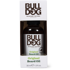 Bulldog Original 胡须护理油 30ml