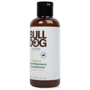 Bulldog Original 2-in-1 Beard Shampoo and Conditioner 200ml: Image 2