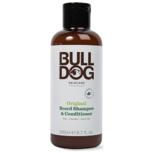 Original 2-in-1 Beard Shampoo and Conditioner de Bulldog 200ml