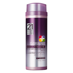 Mascarilla acondicionadora intensa e instantánea Colour Fanatic de Pureology (150 ml)