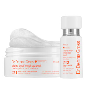 Dr Dennis Gross Alpha Beta Medi Spa Peel