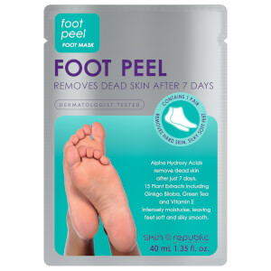 Skin Republic Foot Peel -kuorintasukat (40g)