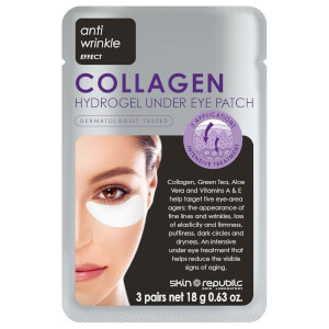 Skin Republic Collagen Under Eye Patch -silmänympäryslaput (3 paria) (18g)