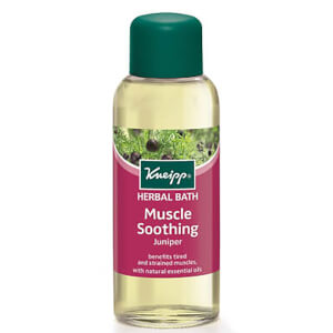 Kneipp Muscle Soother Herbal Juniper Bath Oil (100ml)