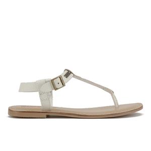 Superdry Women's Bondi Thong Sandals - White