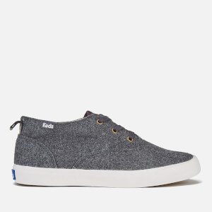 Keds Women's Triumph Mid Wool Trainers - Graphite