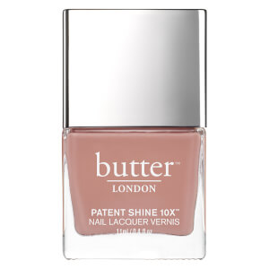 Esmalte de uñas Patent Shine 10X de butter LONDON 11 ml - Mum's The Word