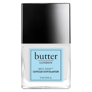 Melt Away Cuticle Exfoliator de butter LONDON 11ml