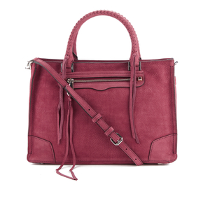 Rebecca Minkoff Women's Regan Satchel Tote - Tawny Port
